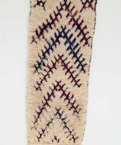 2×5 AmastanMoroccan carpet, The Stunning Talsint Moroccan rug 100% WOOL .