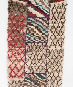 3×6 AdalMoroccan carpet, The Stunning Talsint Moroccan rug.