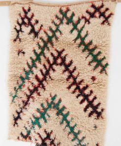 3×4 AdinsegMoroccan carpet, The Stunning Talsint Moroccan rug.