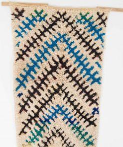 4×6 Adan Moroccan carpet, The Stunning Talsint Moroccan rug.