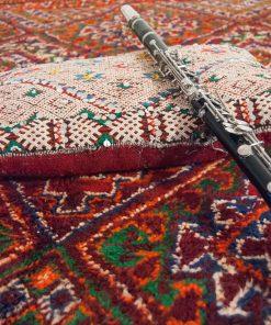Moroccan rug 10×6 Vintage Beni Mguild rug, The Genuine Moroccan rug.